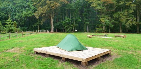 het verlaat camping